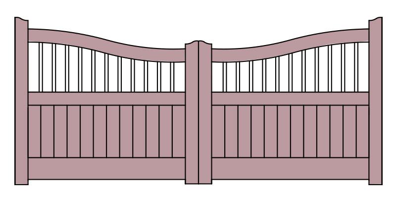 Ashleigh Wooden Gates Belfast