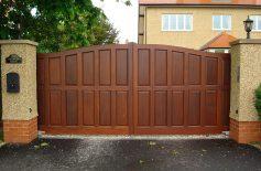 Cornwall Rd Wooden Gates Belfast