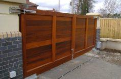 Hardwood Gates Belfast 14