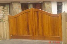 Hardwood Gates Belfast 19