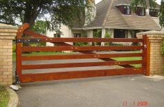 Hardwood Gates Belfast 20