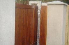 Hardwood Gates Belfast 23