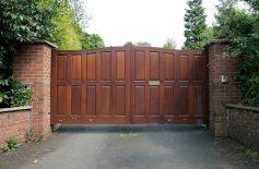 Hardwood Gates Belfast 4