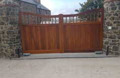 Wooden Gates Dublin 10