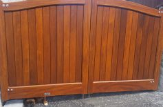 Wooden Gates Dublin 16