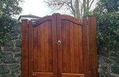 Wooden Gates Dublin 2