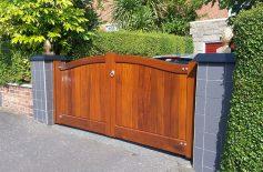 Wooden Gates Dublin 3