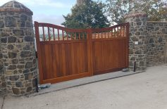 Wooden Gates Dublin 4