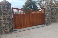 Wooden Gates Dublin 4