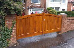 Wooden Gates Dublin 6