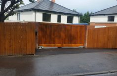 Wooden Gates Dublin 9
