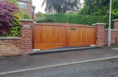 Wooden Gates UK 1