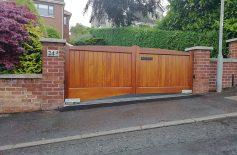 Wooden Gates UK 1
