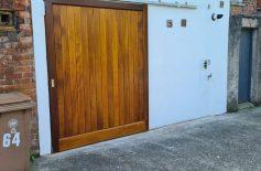 Wooden Gates Belfast 1