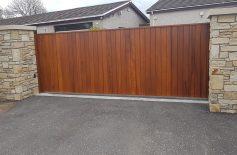 Wooden Gates Belfast 2