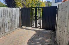 Metal Frame Gates Belfast 1