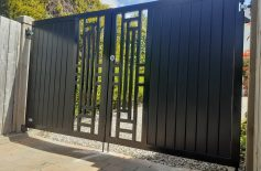 Metal Frame Gates Belfast 2