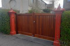 Sliding Gates Belfast 8